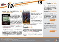 Issue: Le Fix (Issue 18 - Jul 2011)