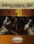 RPG Item: Milecastle 42 (Savage Worlds)