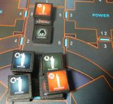 Board Game: Hidden Intruder