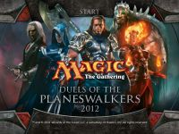 Video Game: Magic: The Gathering – Duels of the Planeswalkers 2012