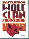 RPG Item: Wolf Clan Sourcebook