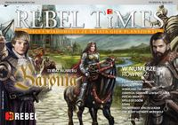 Issue: Rebel Times (Issue 94 - Jul 2015)