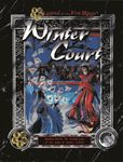 RPG Item: Winter Court 2: Winter Court: Kyuden Kakita