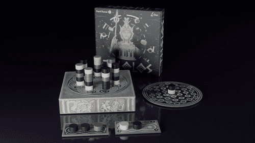 Board Game: Tholos