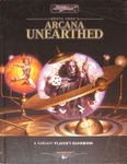 RPG Item: Arcana Unearthed