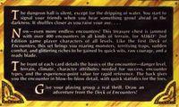 RPG Item: Deck of Encounters Set Two