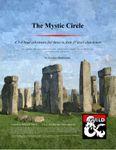 RPG Item: The Mystic Circle