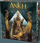 Board Game: Ankh: Gods of Egypt