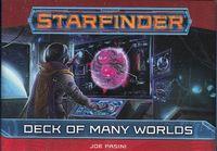 RPG Item: Deck of Many Worlds