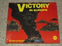 Board Game: Victory in Europe