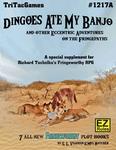 RPG Item: Dingoes Ate My Banjo