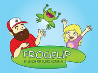 Board Game: FrogFlip
