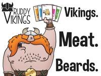 Board Game: Ruddy Vikings