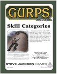 RPG Item: GURPS Skill Categories