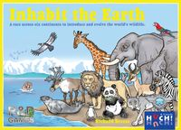 Board Game: Inhabit the Earth