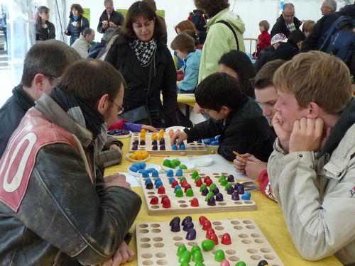 Board Game: Bravodi