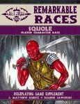 RPG Item: Remarkable Races: Squole