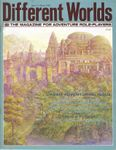 Issue: Different Worlds (Issue 27 - Mar 1983)