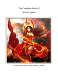 RPG Item: The Complete Book of Wizard Spells