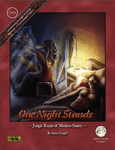 RPG Item: One Night Stands 1: Jungle Ruins of Madaro-Shanti (Swords & Wizardry)