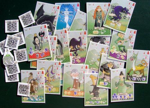 Board Game: Pellinoria