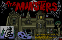 Video Game: The Munsters