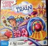 Board Game: Candy Land the Train Game