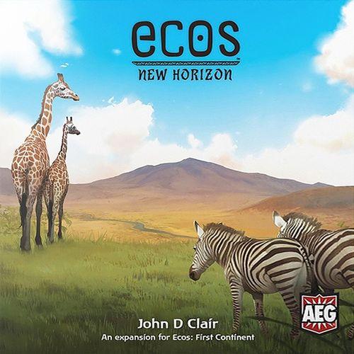 Board Game: Ecos: New Horizon