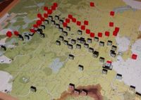 This is what an Axis Decisive Victory in Barbarossa looks like.  (I know!  I'd never seen one before either!)