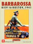Board Game: Barbarossa: Kiev to Rostov, 1941