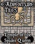 RPG Item: e-Adventure Tiles: Temple of the Spider Queen