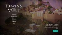 Video Game: Heaven's Vault