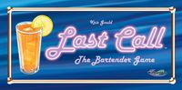 Board Game: Last Call: The Bartender Game