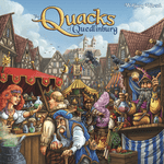 Board Game: The Quacks of Quedlinburg