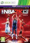 Video Game: NBA 2K13