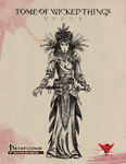 RPG Item: Tome of Wicked Things Redux