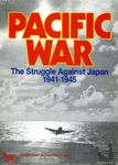 Board Game: Pacific War: The Struggle Against Japan 1941-1945