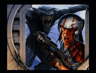 Video Game: Alien Breed 3D