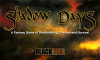 Board Game: Shadow Days