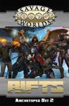 RPG Item: Rifts: Archetypes Set 2