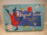 Board Game: Rhyme Time