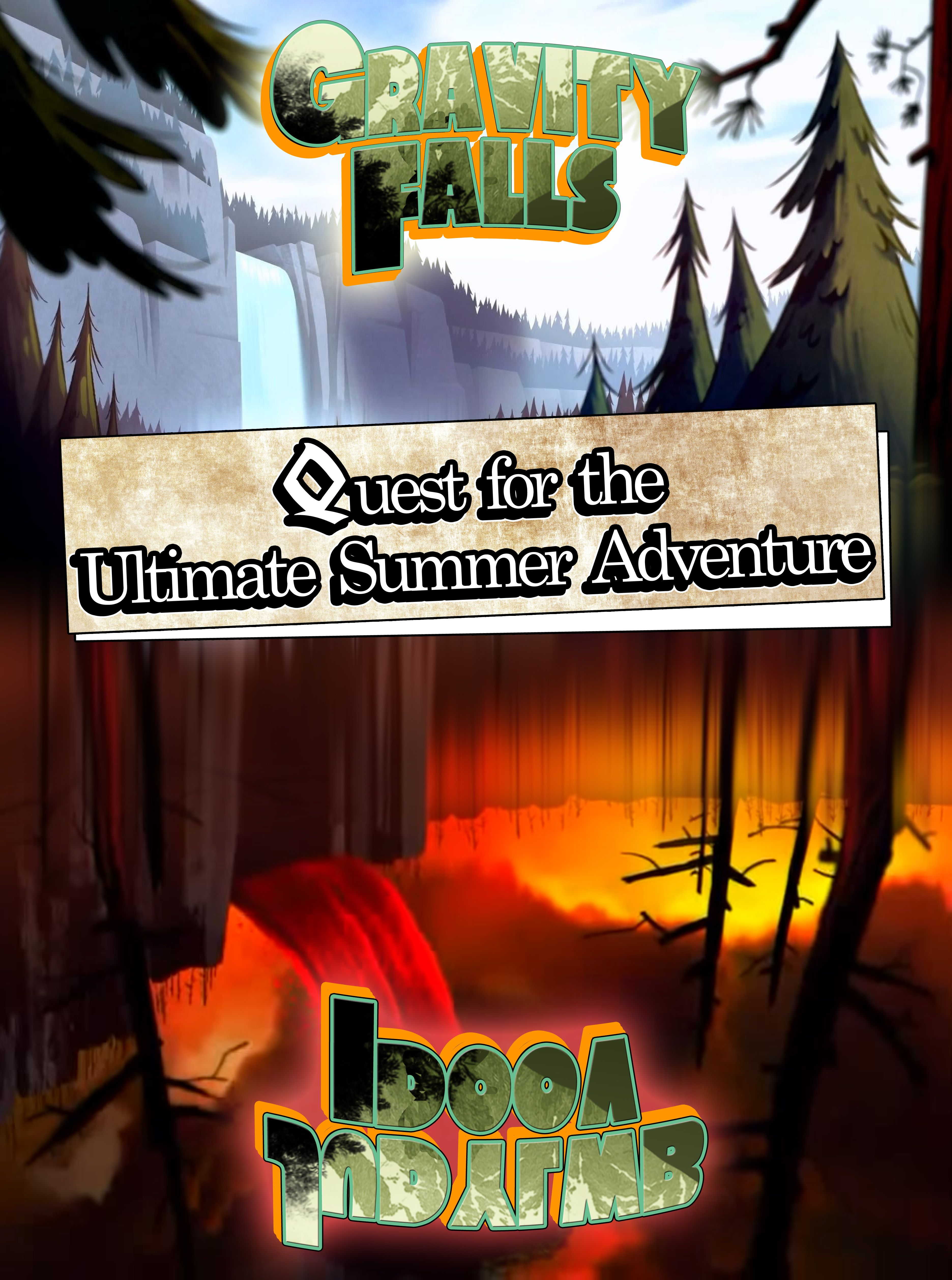 Gravity Falls: Quest for the Ultimate Summer Adventure