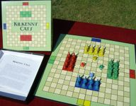 Board Game: The Amusing Game of Kilkenny Cats