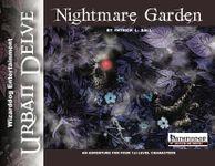 RPG Item: Urban Delve: Nightmare Garden