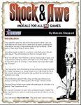 RPG Item: Shock & Awe