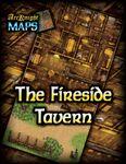 RPG Item: ArcKnight Maps: The Fireside Tavern