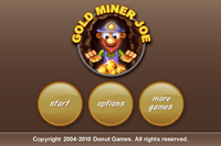 Video Game: Gold Miner Joe