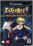Video Game: Zatch Bell! Mamodo Battles