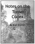 RPG Item: Notes on the Turner Codex