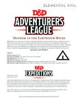 RPG Item: DDEX2-04: Mayhem in the Earthspur Mines